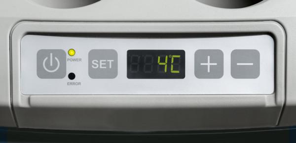 Простой и удобный дисплей Dometic CoolFreeze CF-11